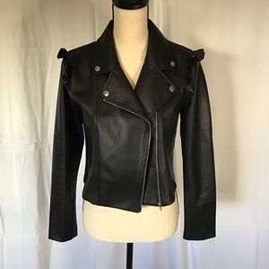Have Faux Leather Jacket